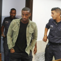 הכדורגלן יצחק אספה החשוד בתאונת פגע וברח