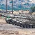 """כוחות צה""""ל בגבול ברמת הגולן // צילום: גיל אליהו, ג'יני"""