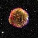 האם התפוצצות כוכב הרגה את הדינוזאורים? סופר נובה // צילום: איי. אף. פי.