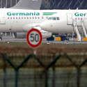מטוסי גרמניה בשדה התעופה ברלין טגל, אתמול // צילום: רויטרס