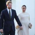 הזוג המלכותי בביקור במרוקו בפברואר // צילום: רויטרס