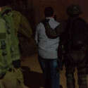 """מתוך מבצע המעצרים של כוחות הביטחון // צילום: דובר צה""""ל"""