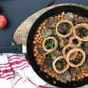 מבשלים לשבת: קציצות בשר וחומוס