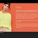 """אתר האופנה """"נקסט"""" הפסיק את פעילותו"""