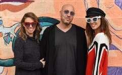 ארז כהן עם המשקפיים // צילום: תמיר נוי