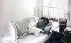 חולה בעכברת בשנות ה־60