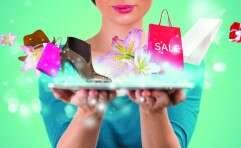 ממוצע קניות ברשת של 5,000 שקלים בשנה לישראלי // Getty Images
