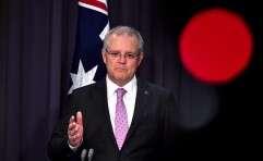 ראש ממשלת אוסטרליה, סקוט מוריסון // צילום: איי.פי