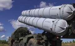 מערכת טילים מסוג S-300 // צילום: אי.פי.איי