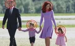 משפחת המלוכה הבריטית על הכוונת של דאעש // צילום: איי. אף. פי
