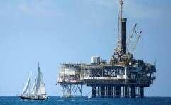 אסדת נפט אמריקנית // צילום ארכיון: רויטרס