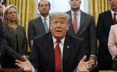 דונלד טראמפ // צילום: אי.פי