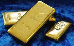 מטילי זהב. מוצר מבוקש בשווקים העולמיים // צילום: רויטרס