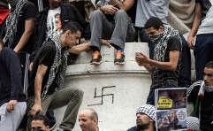 אנטישמיות בצרפת // צילום: EPA