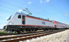 הרכבת החשמלית // צילום ארכיון: יוסי זליגר