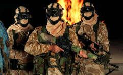 לוחמי SAS (תמונת המחשה) // צילום: גטי אימג'יס