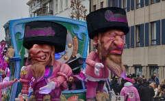 הפסטיבל האנטשימי באלסאט שבבלגיה // צילום ארכיון