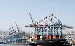 נמל חיפה // צילום: הרצי שפירא