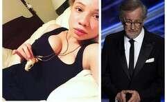 סטיבן ספילברג, מיקאלה ספילברג