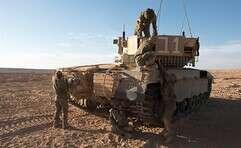אחרי הסערה: פיילוט חדש לשילוב נשים בטנקים