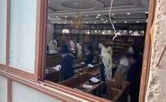 מתפללים מהפלג הירושלמי נעצרו