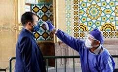 באיראן חוששים מגל שני אם ההנחיות לא יישמרו. בדיקת חום