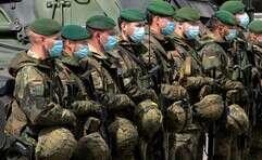 חיילים בצבא הגרמני