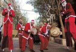 נצרת לובשת חג וחוגגת לפי המסורת הנוצרית בעיר שבה גדל ישו  //  צילום: גיל אליהו/ג'יני