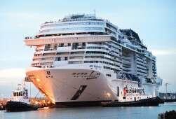 """האונייה ומה שהיא מציעה. חוויה יוקרתית ומפנקת // צילומים: יח""""צ, עדי סרנגה"""