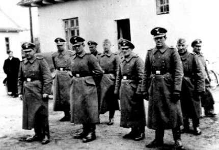 נאצים במלחמת העולם השנייה