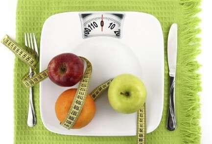 תזונה נכונה, לא גנטיקה // צילום: getty images
