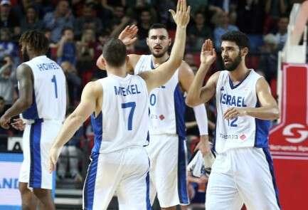 נבחרת ישראל חוגגת על חשבון בריטניה, היום בדרייב אין