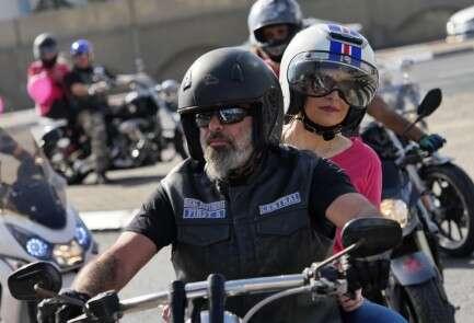 רוכבים למען מודעות לסרטן // צילום: ינוקא