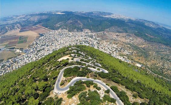 תוצאת תמונה עבור תמונות נוף ישראל