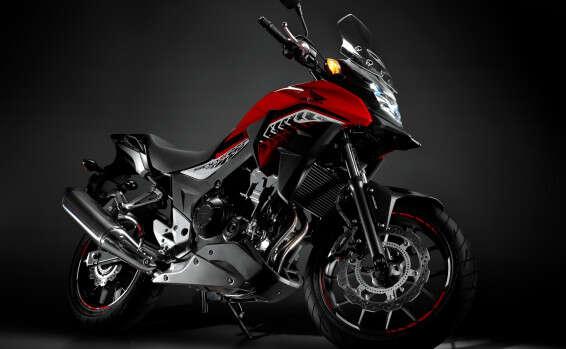 עדכון מעודכן הונדה CB500X הוא האופנוע הנמכר ביותר בשנת 2017 | ישראל היום EP-49