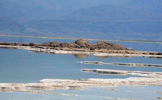 почему мертвое море стало мертвым