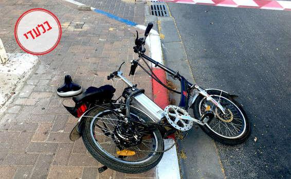 רק החוצה הרב קבע: אסור לקנות לילדים אופניים חשמליים   ישראל היום GX-78