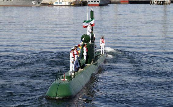 איראן תגברה את הצי במפרץ הפרסי עם שני כלי שיט חדשים 15435017071873_b