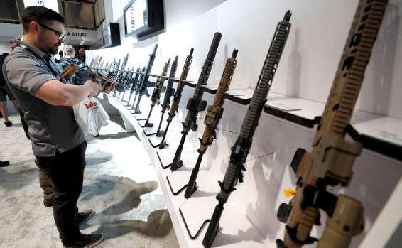 טכנולוגיות ישראליות בתערוכת נשק: רובה הגליל המחודש וכוונות מתקדמות במיוחד 15488370912088_b