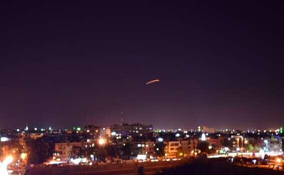 דיווח סורי: ישראל תקפה ליד קוניטרה 15499095287308_b
