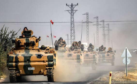 סוריה: קרב ראשון בין צבאות אסד וטורקיה 15723521100281_b