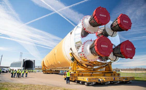 """נאס""""א חשפה את מנוע המשימה לירח 15786039458278_b"""