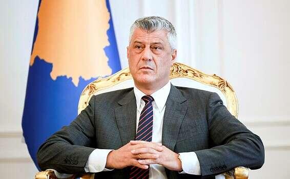 """Président du Kosovo. """"Réalisation historique"""""""