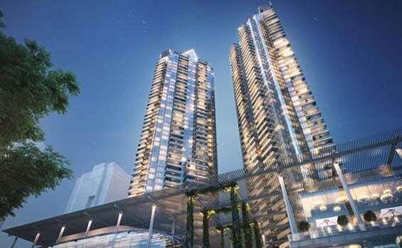 פרויקט Duo של אפריקה ישראל מגורים בתל אביב. 652 מיליון שקל בחודש וחצי