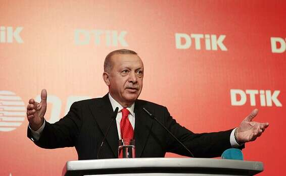 Erdogan // Photo: AP