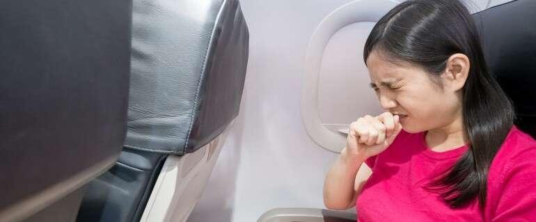 סיוט על המטוס: נוסעים איבדו את ההכרה