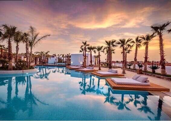 Magnifique à toute heure de la journée // Photo: Stella Resort
