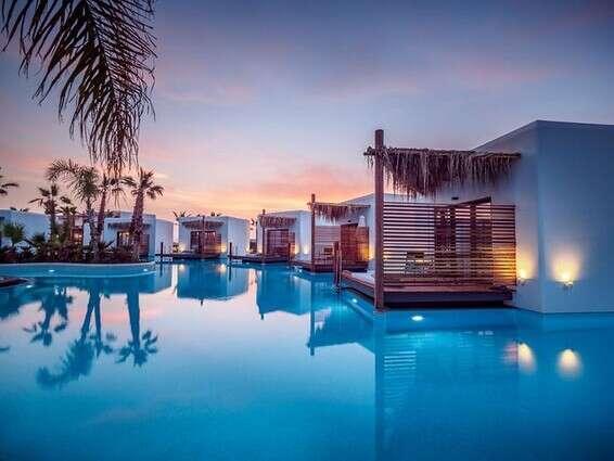 Chambres sur l'eau // Photo: Stella Resort