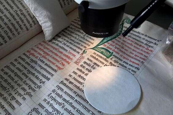 הסוד העתיק שהתגלה בספר בעברית מהמאה ה-15