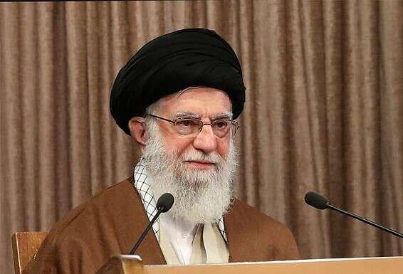 המנהיג העליון של איראן חמינאי // צילום: איי.אף.פי
